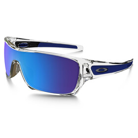 Oakley Turbine Rotor Bike Glasses blue/transparent
